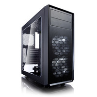 Fractal Design Focus G Window - Noir