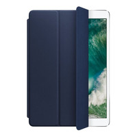 Apple Leather Smart Cover pour iPad Pro 10.5'' Bleu nuit