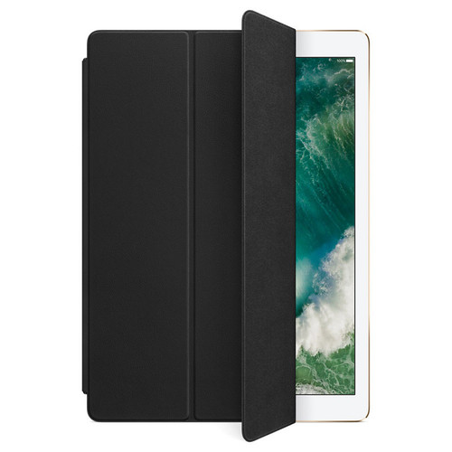 Apple iPad Pro 12.9'' Leather Smart Cover Noir