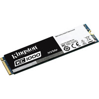 Kingston KC1000, 480 Go, M.2 (Type 2280)
