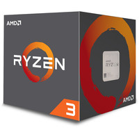 AMD Ryzen 3 1200 (3.1 GHz)