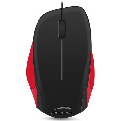 Speedlink Ledgy, Noir/Rouge