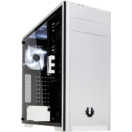 BitFenix Nova Tempered Glass - Blanc