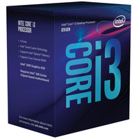 Intel Core i3-8100 (3.6 GHz)
