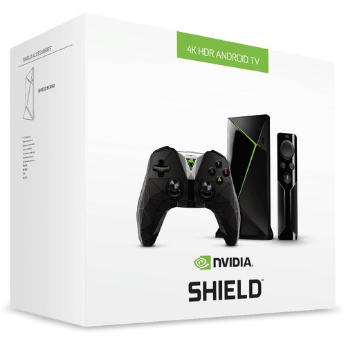 NVIDIA SHIELD TV (16 Go)