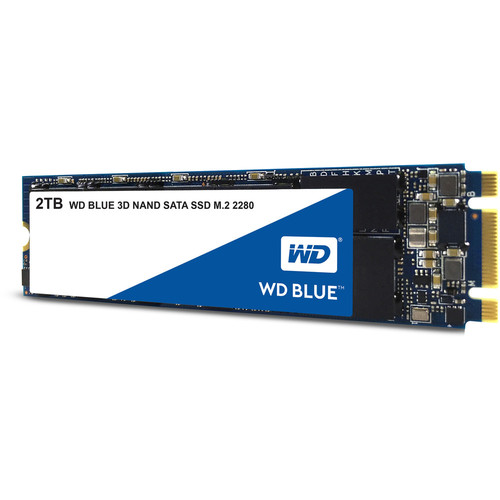 Western Digital WD Blue 3D NAND SSD 2 To