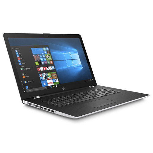 HP Notebook 17 (17-BS021NF) Argent