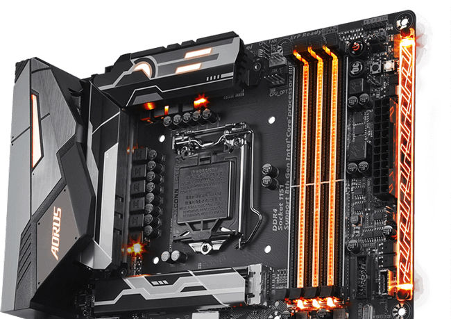 Gigabyte AORUS Z370 GAMING 7 | Top Achat