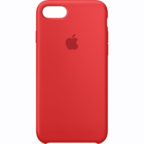 Apple Silicone Case pour iPhone 7/8 (Product)Red