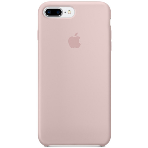 Apple iPhone 8 Plus/7 Plus Silicone Case Rose des sables
