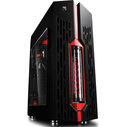 DeepCool Gamer Storm Genome II ROG Certified Edition, Noir/Rouge