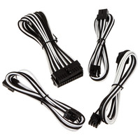 BitFenix Alchemy 2.0 Extension Cable Kit, Noir/Blanc
