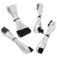 BitFenix Alchemy 2.0 Extension Cable Kit - Blanc