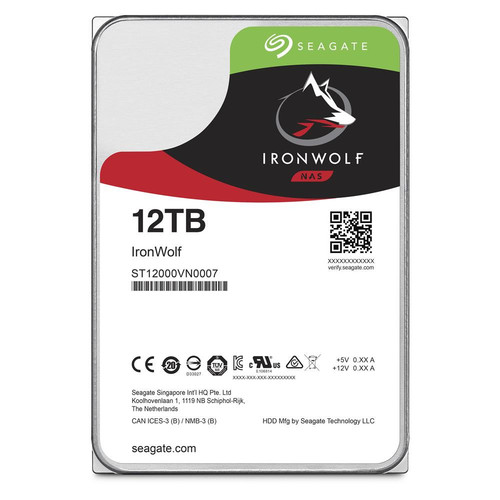 Seagate IronWolf, 12 To