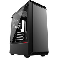 Phanteks Eclipse P300 Tempered Glass - Noir