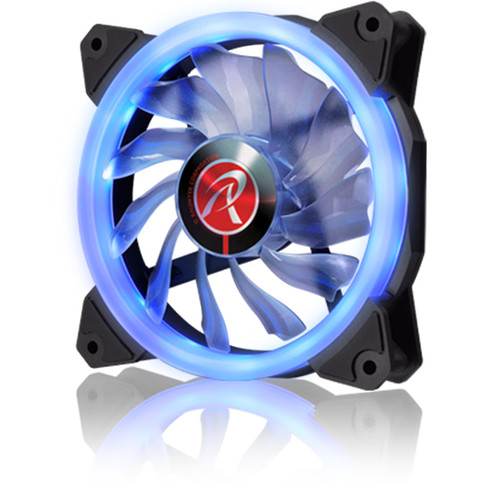 Raijintek IRIS 12 - 120 mm (LED Bleues)