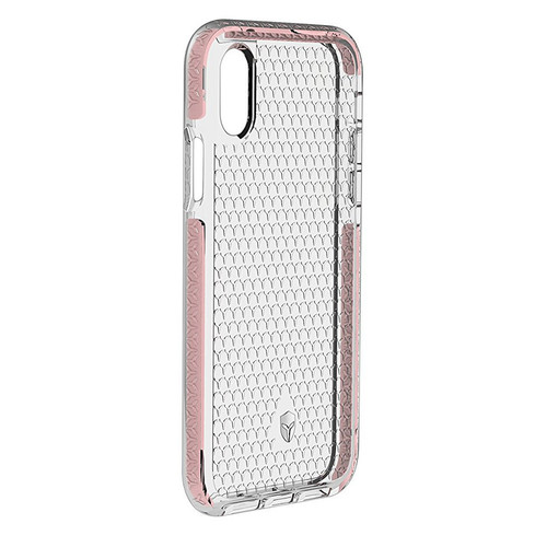 Force Case Life pour iPhone X Rose