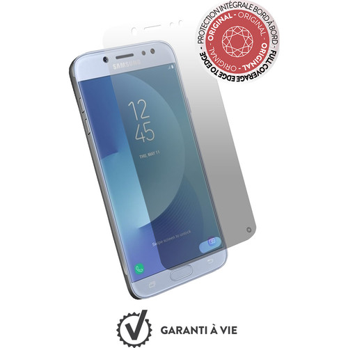 Force Glass Film de protection d'écran pour Galaxy J3 2017 Transparent
