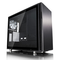 Fractal Design Define R6 Black TG, Noir