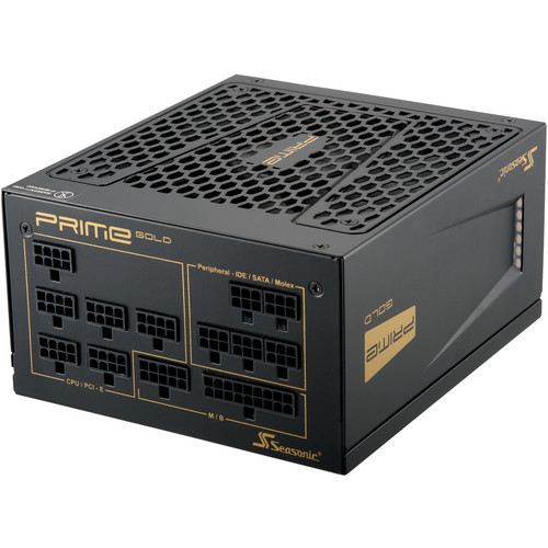 Seasonic PRIME Ultra Gold 850, 850W