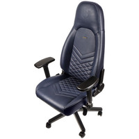 Noblechairs Icon Leather - Bleu