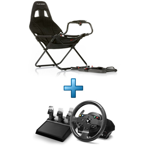Playseat Challenge + Thrustmaster TMX Pro - PC / Xbox One