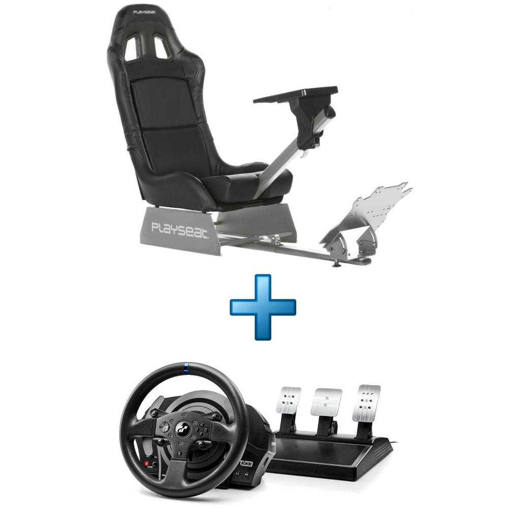 Playseat Revolution + Thrustmaster T300 RS GT Edition - PC