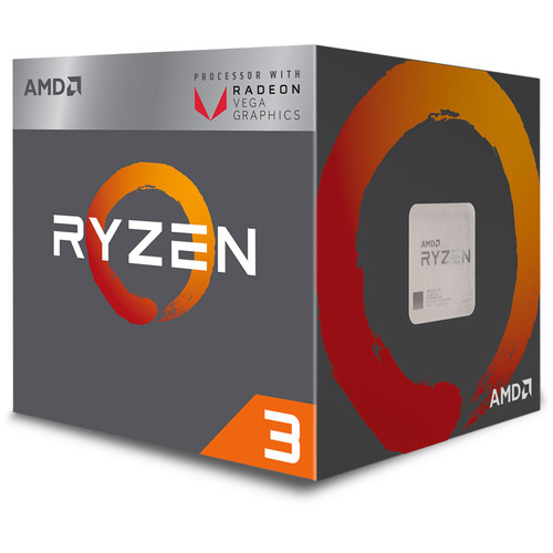 AMD Ryzen 3 2200G (3.5 GHz)
