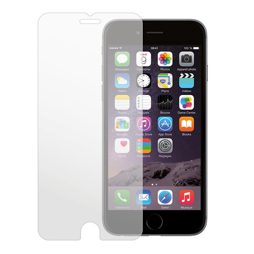 BigBen Film de protection d'écran pour iPhone 6+/6S+/7+/8+ Transparent