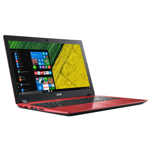 Acer Aspire 3 (A315-31-P7LC) Rouge