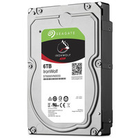 Seagate IronWolf, 6 To