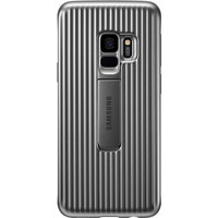 Samsung Protective Cover pour Galaxy S9 Argent