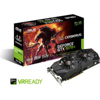 Vente flash exceptionnelle sur Asus Cerberus GeForce GTX 1070 Ti, 8 Go