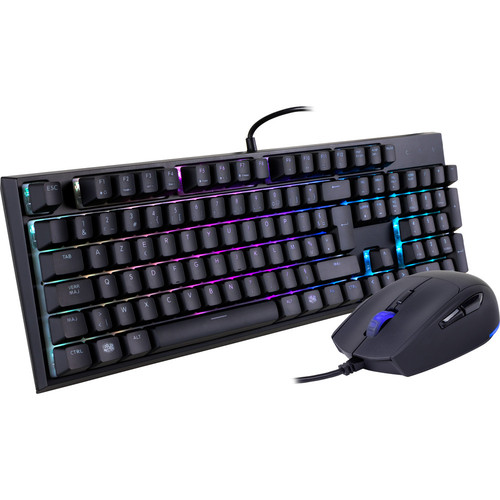 Cooler Master MasterSet MS120 (AZERTY)