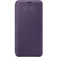 Samsung LED View cover pour Galaxy S9 Violet