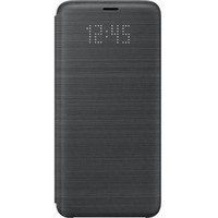 Samsung LED View cover pour Galaxy S9 Plus Noir