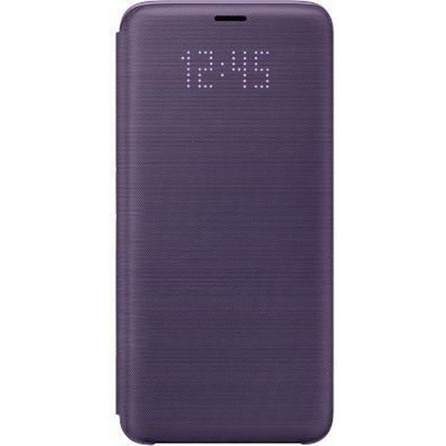 Samsung LED View cover pour Galaxy S9 Plus Violet