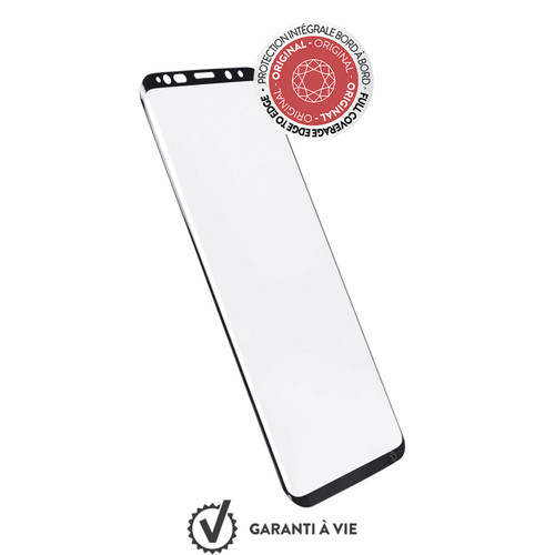 Force Glass Film de protection d'écran pour Galaxy S9 Transparent