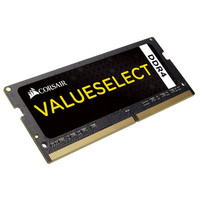 SO-DIMM DDR4 Corsair Value Select, 4 Go, 2133 MHz, CAS 15