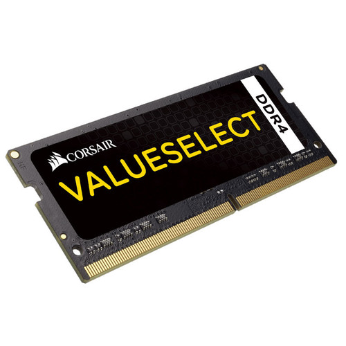 SO-DIMM DDR4 Corsair Value Select - 8 Go 2133 MHz - CAS 15
