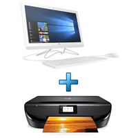HP All-in-One 24-e002nf (2BX91EA) + HP Envy 5020