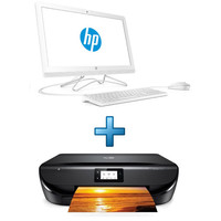HP All-in-One 24-e001nf (2BX88EA) + HP Envy 5020