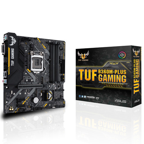 Asus TUF B360M PLUS GAMING