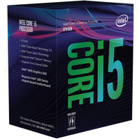 Intel Core i5-8600 (3.1 GHz)