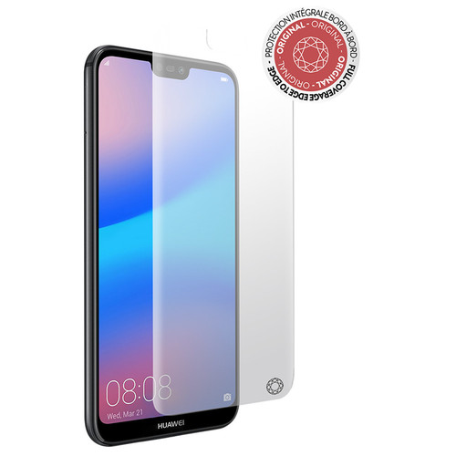 Force Glass Film de protection d'écran pour P20 Lite Transparent