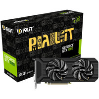 Palit GeForce GTX 1060 DUAL, 6 Go
