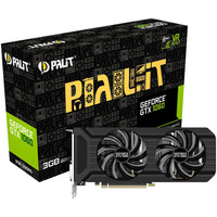 Palit GeForce GTX 1060 DUAL, 3 Go