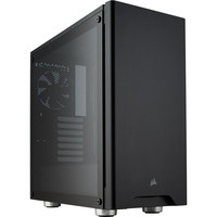 Corsair Carbide 275R Tempered Glass, Noir