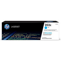 Toner Cyan CF541X, 203X, 2500 pages, HP