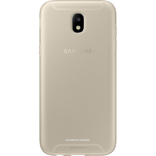 Samsung Jelly Cover pour Galaxy J3 2017 Or